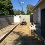 yard rear